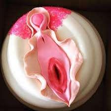 Vagina-cakes