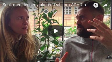 Snak med Jokeren: Om ADHD og Vild med Dans