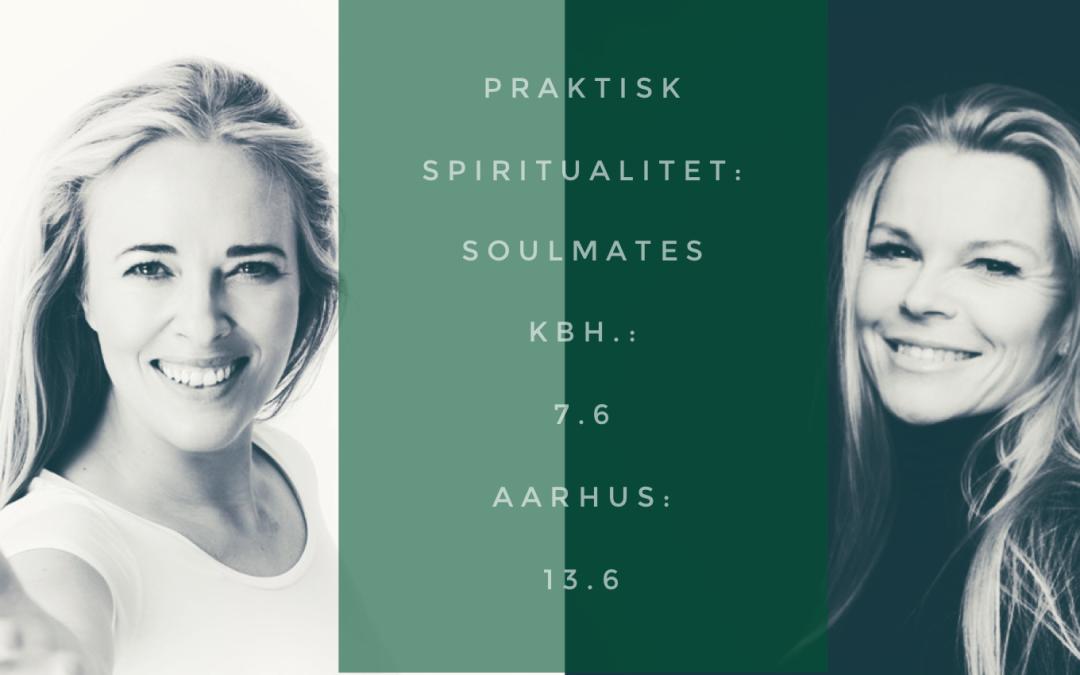 Praktisk Spiritualitet: Soulmates • Katerina Pitzner • Kbh. & Aarhus