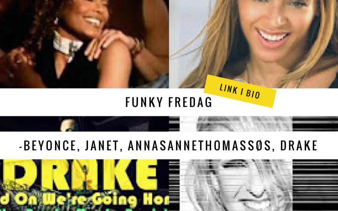 FunkyFredag 8. juni